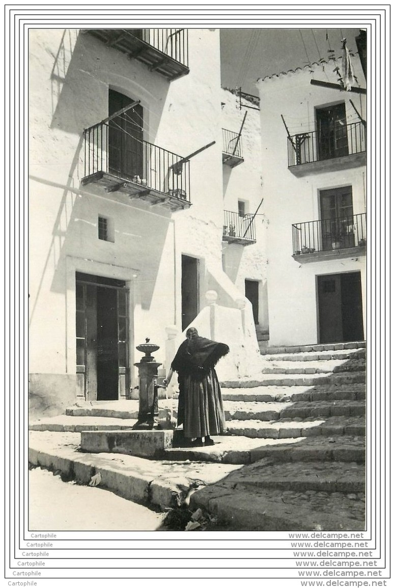 Espagne - IBIZA - La Drasaneta - Ibiza
