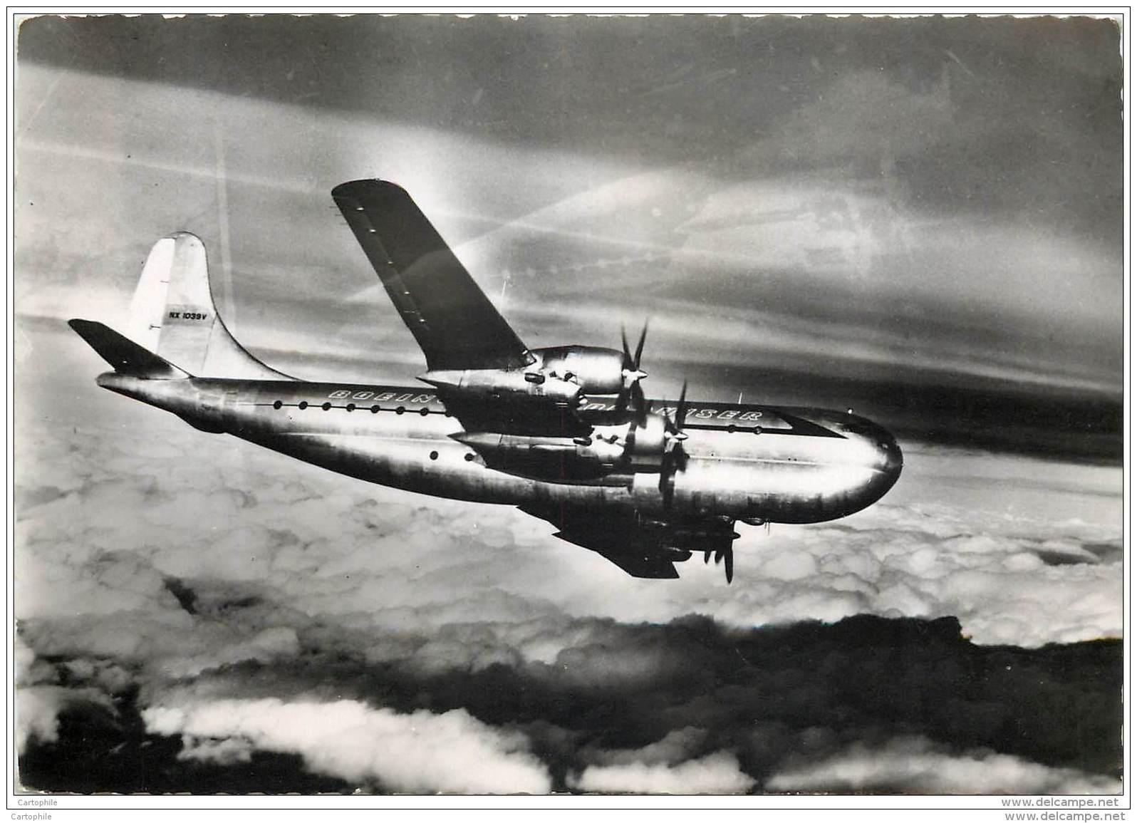 Aviation - Boeing Stratocruiser - 1946-....: Modern Era