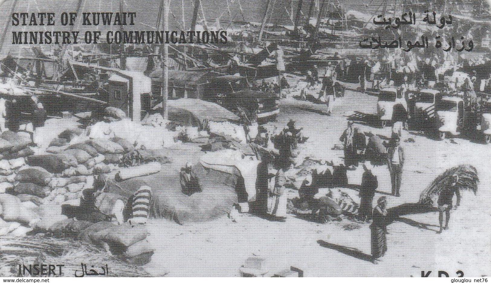 TELECARTE KP TELECOM  KOWEIT - Kuwait