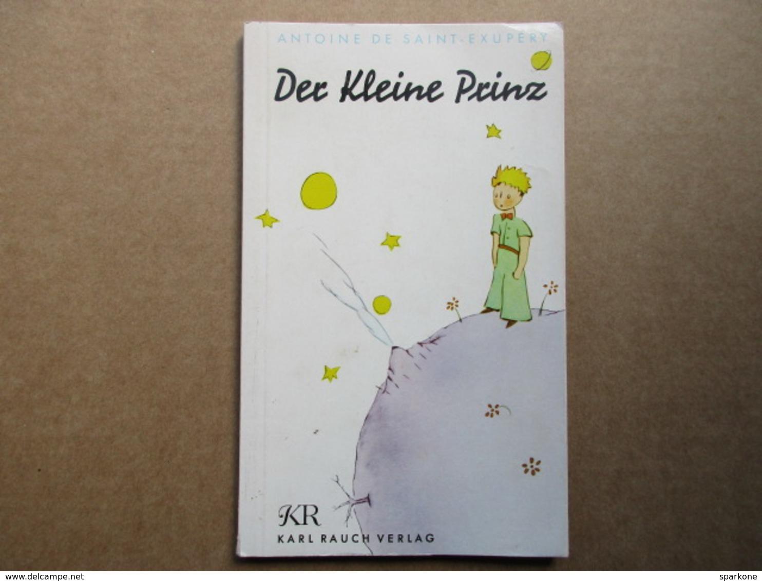 Der Kleine Prinz (Antoine De Saint-Exupéry) éditions De 1960 - Livres, BD, Revues