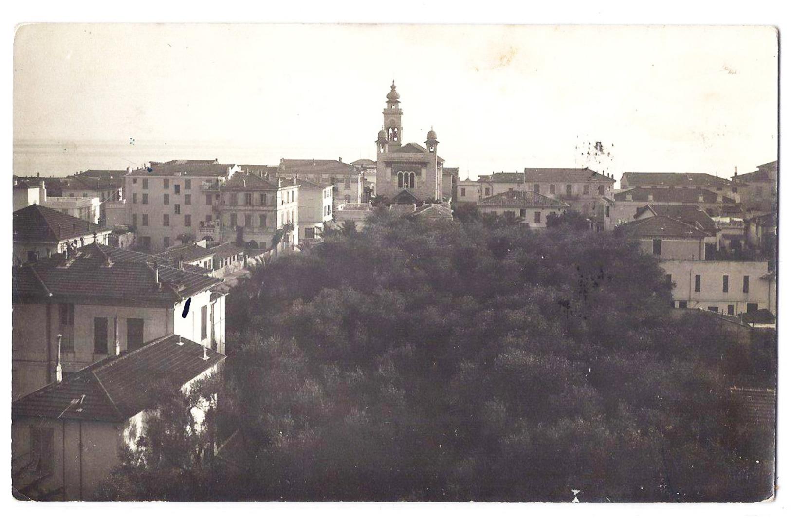 Bordighera (Imperia) - 1925. - Imperia