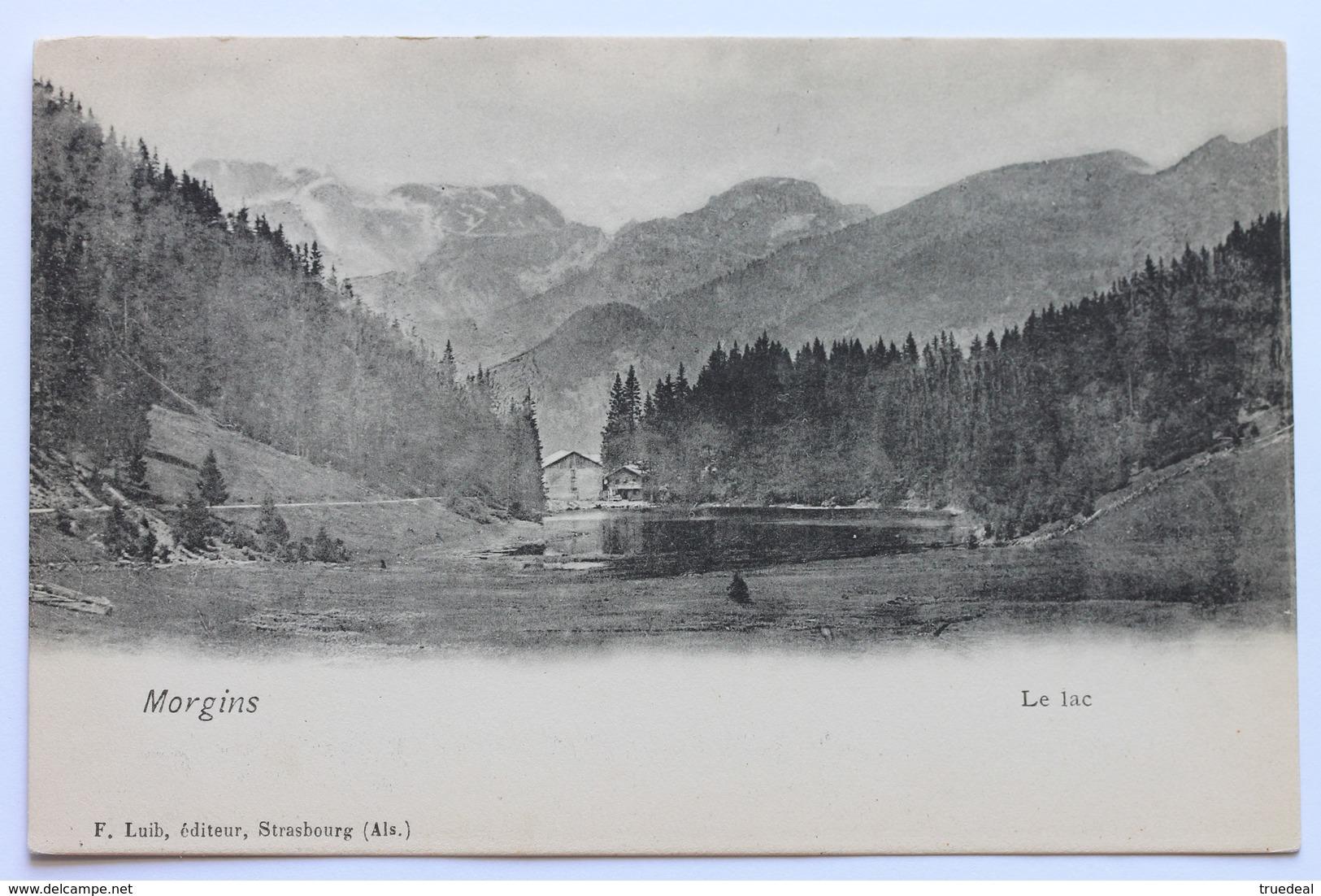 Le Lac, Morgins, Schweiz Svizzera Suisse Switzerland - VS Valais