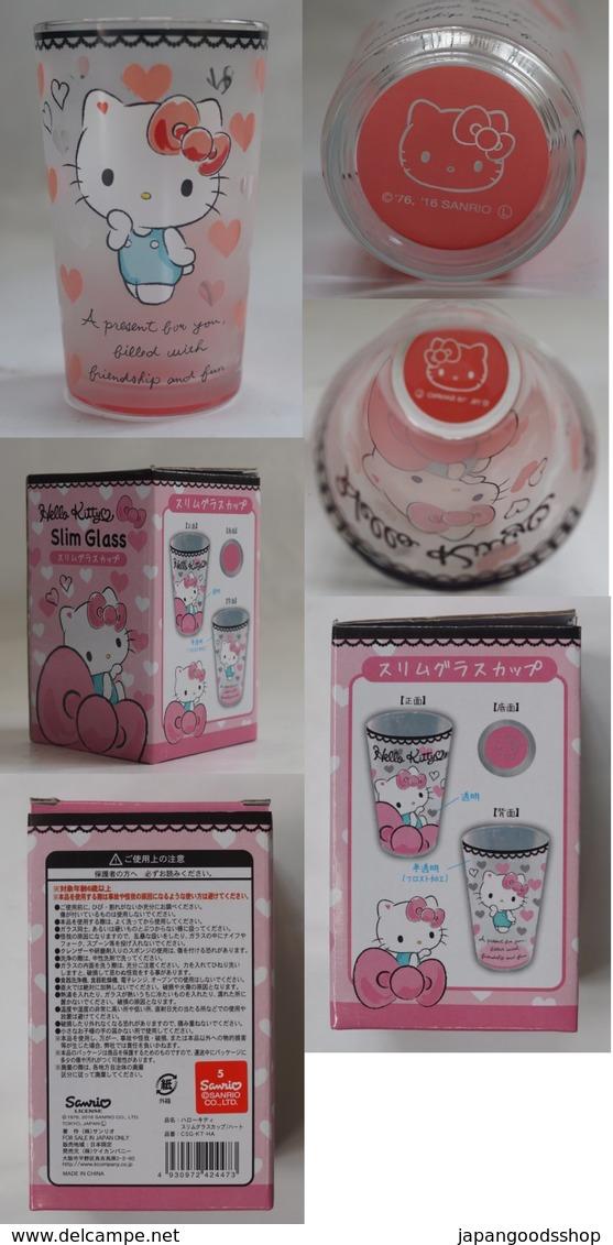 Hello Kitty : Glass - Tasas