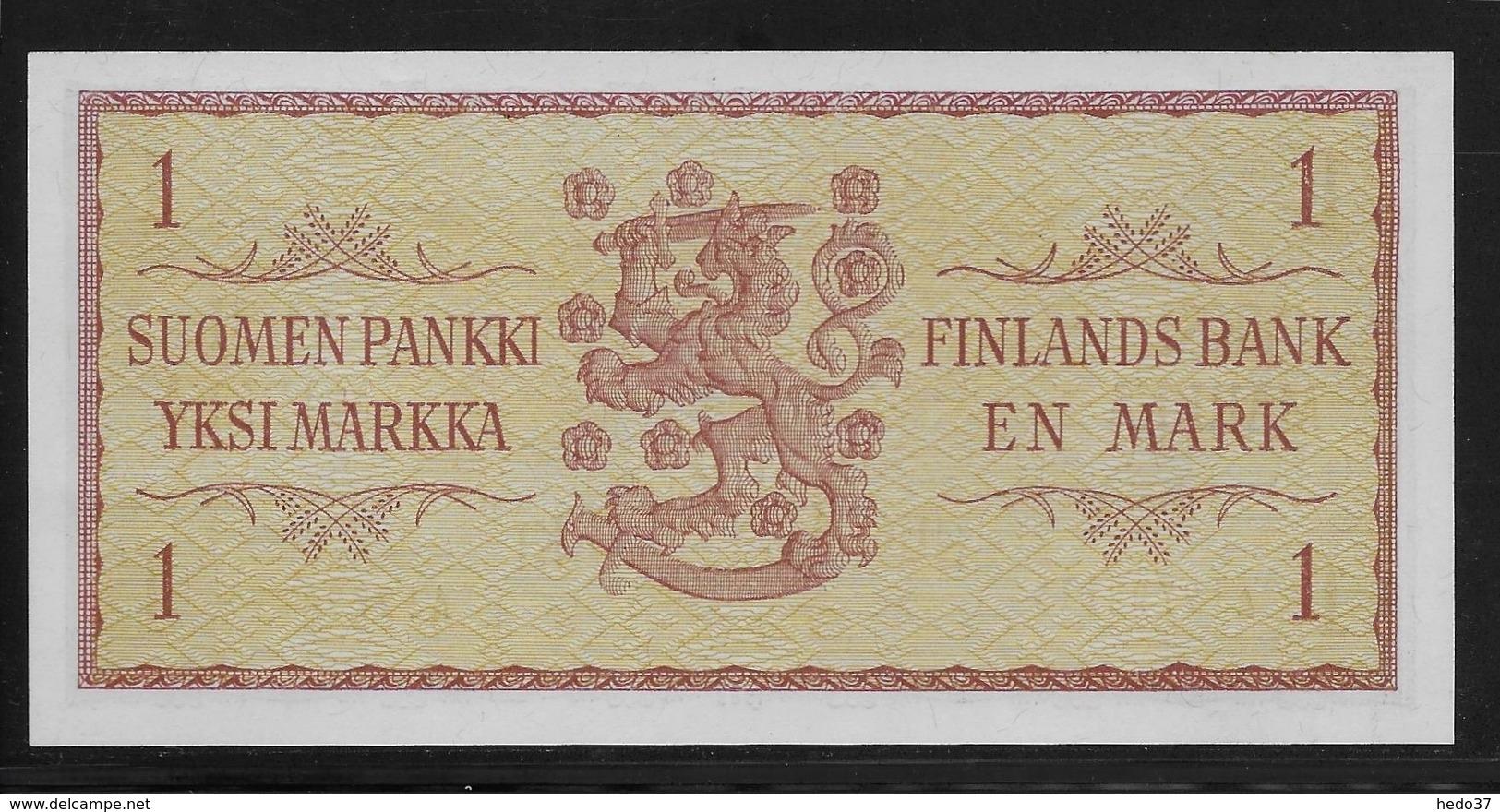 Finlande -  1 Markka - Pick N°98 - NEUF - Finland