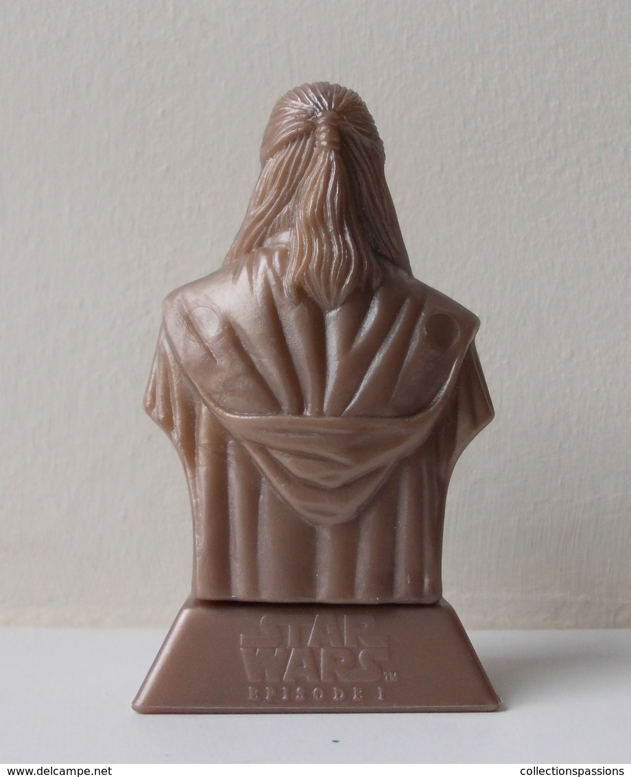 ** Figurine Star Wars Kellogg's - QUI-GON JINN ** - Episodio I