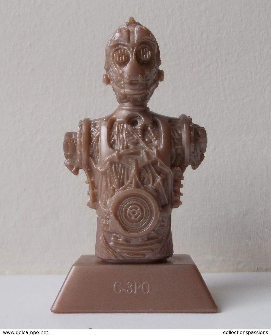 ** Figurine Star Wars Kellogg's - C-3PO ** - Episode I