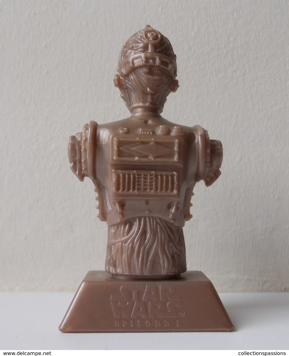 ** Figurine Star Wars Kellogg's - C-3PO ** - Episodio I