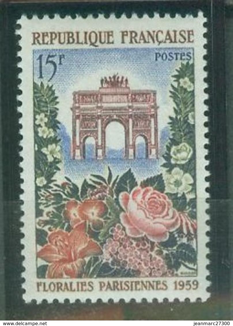 1189 Neuf ** TB 1959 - Francia