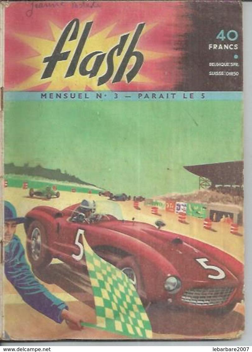FLASH   N° 3  - ARTIMA 1959 - Flash