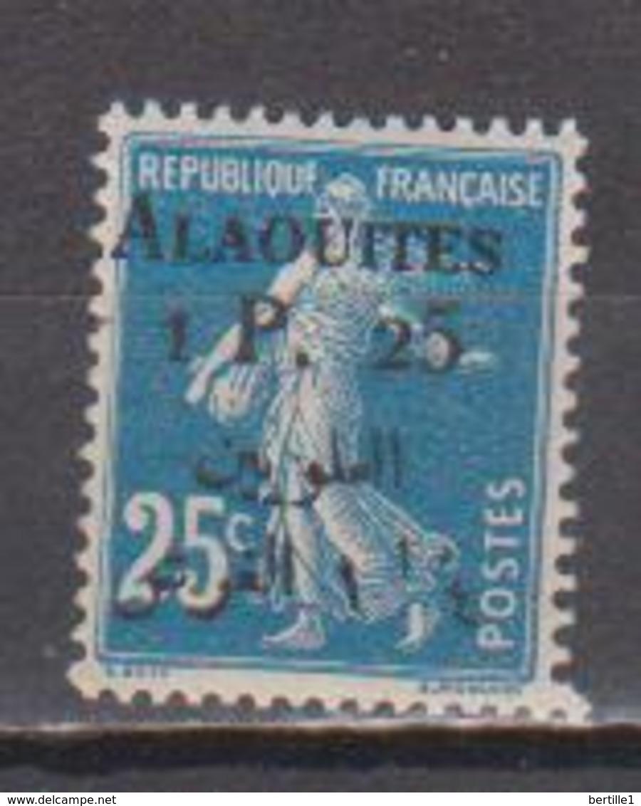 ALAOUITES      N° YVERT  :  5  NEUF SANS CHARNIERE        ( NSCH 04 ) - Alaouites (1923-1930)