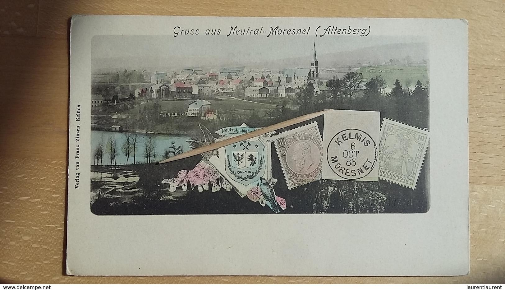 Gruss Aus Neutral-Moresnet ( Altenberg) - Kelmis - Belgique