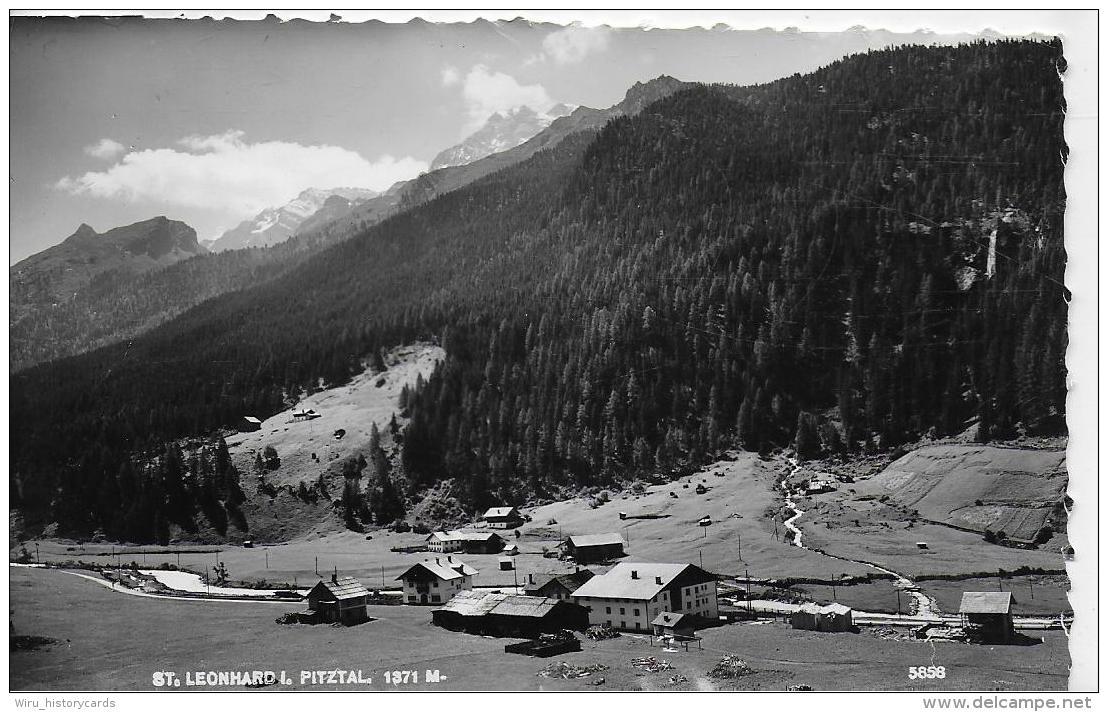 AK 0920  St. Leonhard Im Pitztal - Verlag Much Heiss Nachf. Um 1960 - Imst