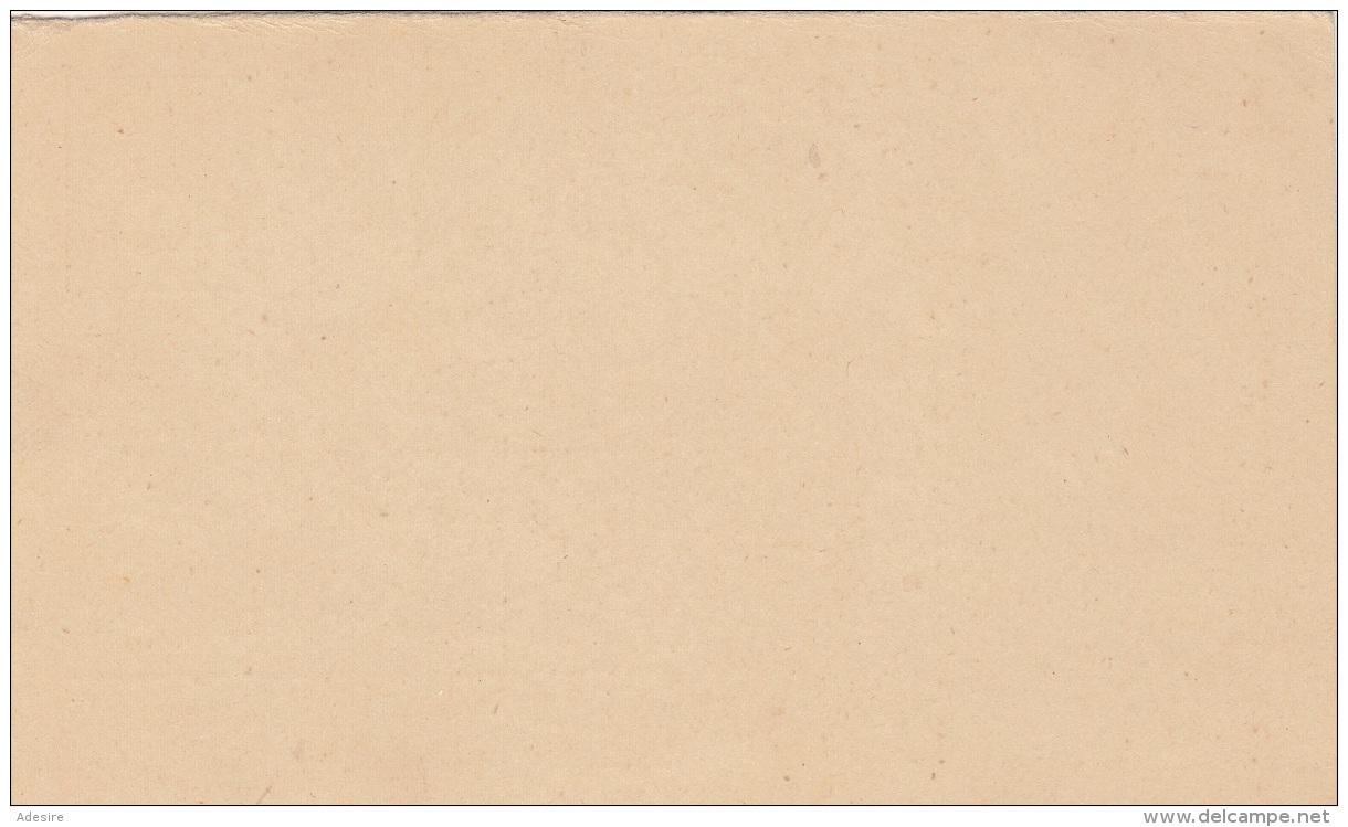 """DEUTSCHES REICH 1919? - 7,5 Pfg Mit Überdruck """"Postgebiet Ob Ost"""" Auf Pk ** - Interi Postali"""