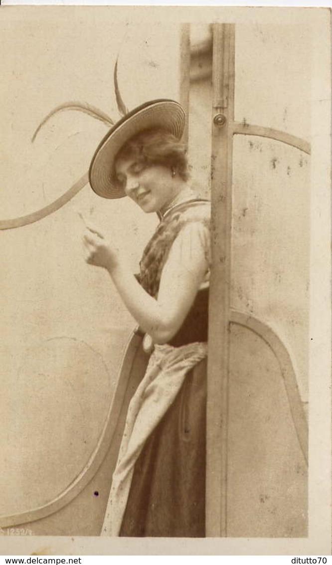 Donnina - 1252-2 - Formato Piccolo Viaggiata – Ad - Mujeres