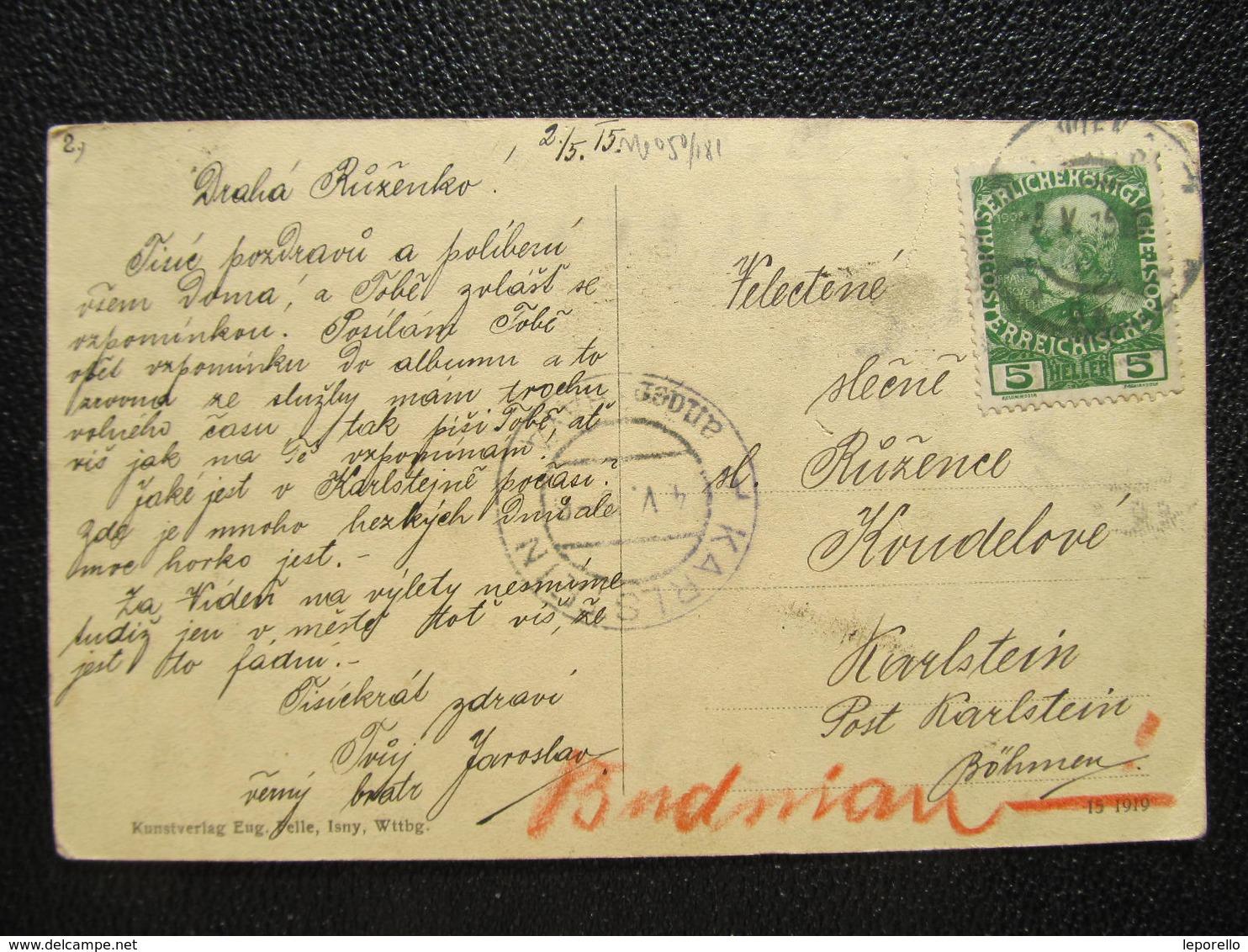 AK LEMBERG SICHOW LESIENICE ZUBRZA V. Vogelschau Felle Isny  //  D*32268 - Ukraine