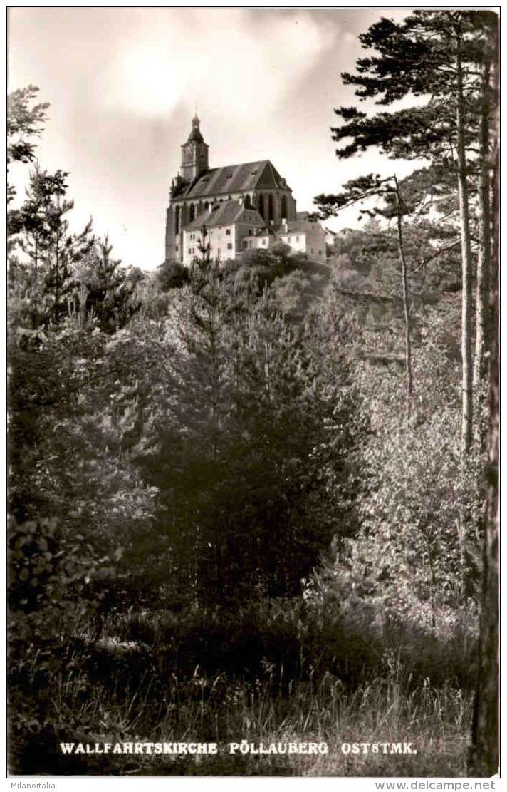 Wallfahrtskirche Pöllauberg, Oststmk. - Pöllau