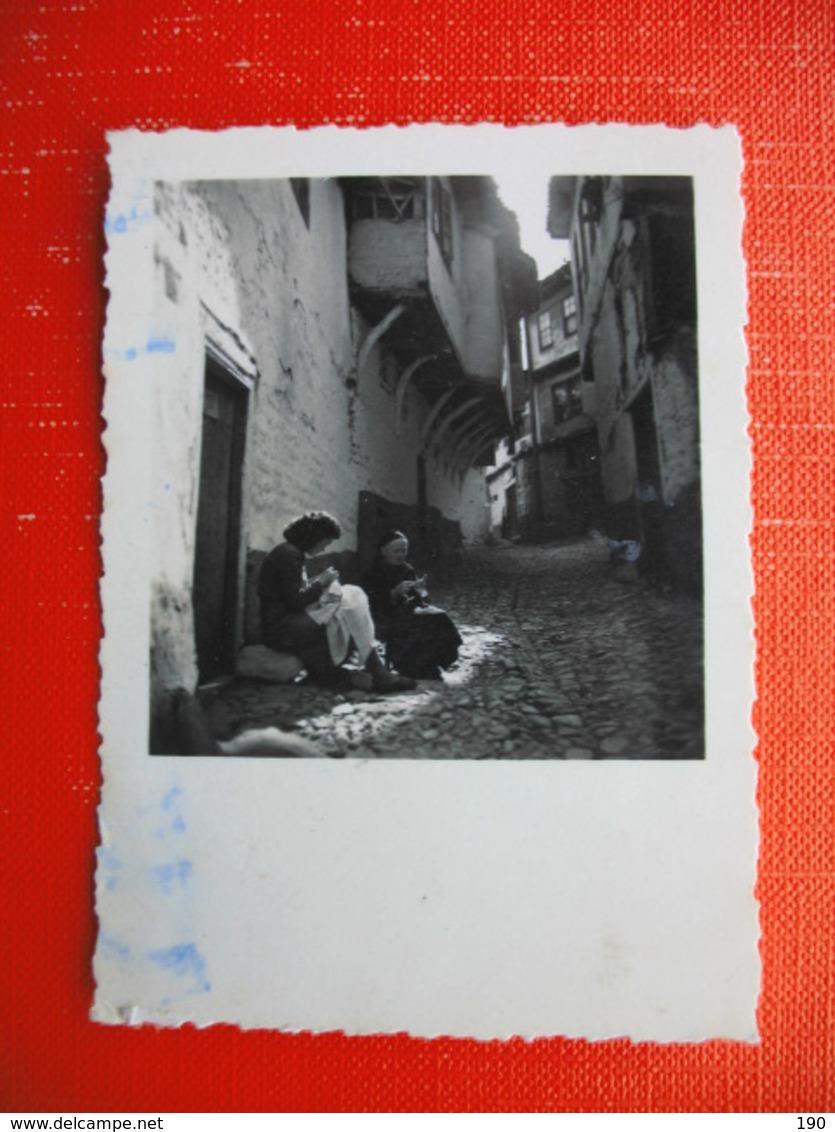 Ohrid?-needlework - Macedonia