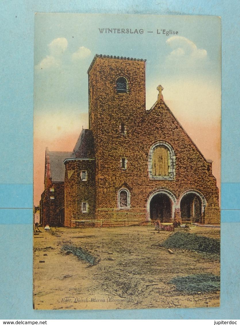 Winterslag L'Eglise - Genk