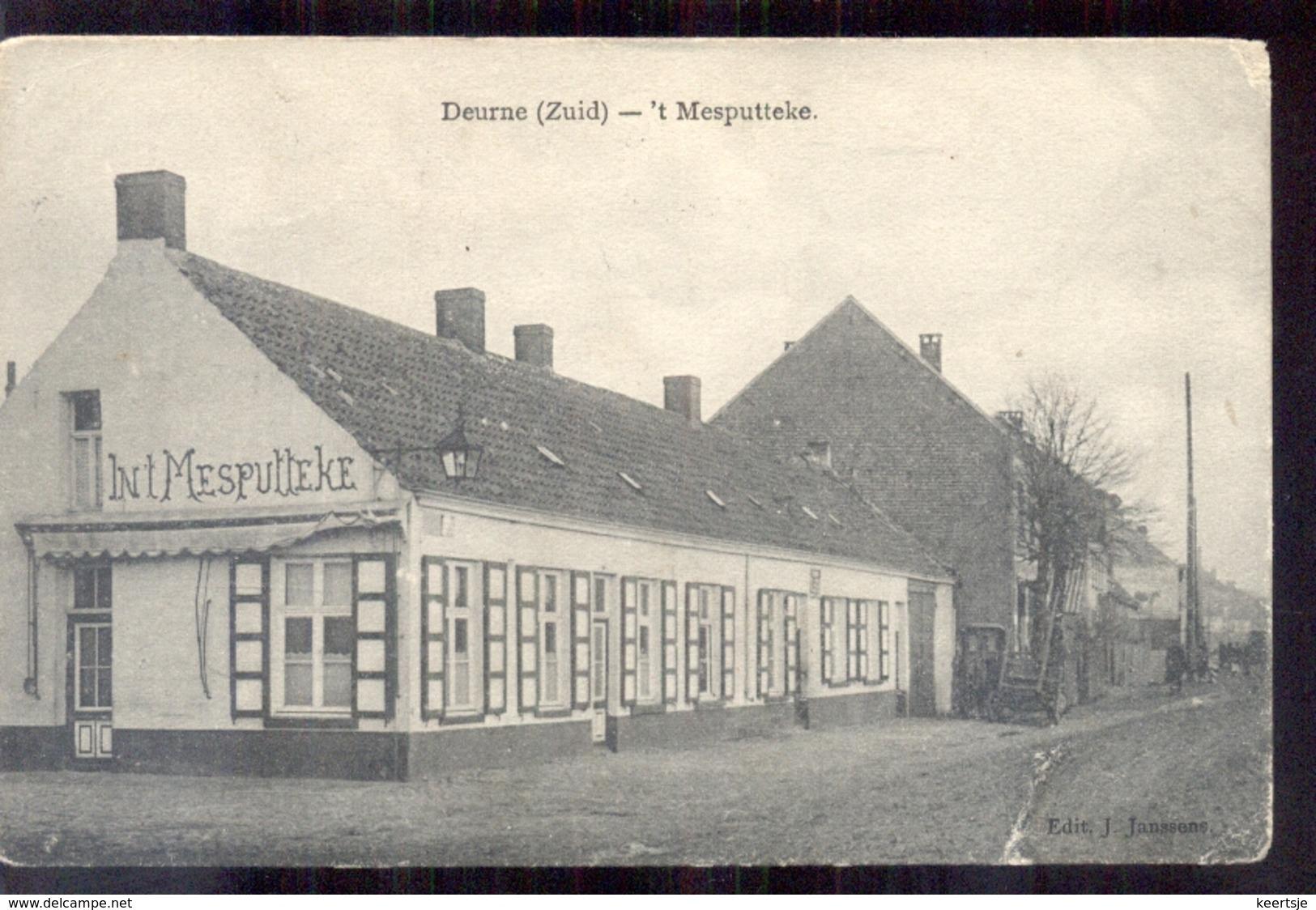 Belgie - Deurne - T Mesputteke   - 1925 - Belgique