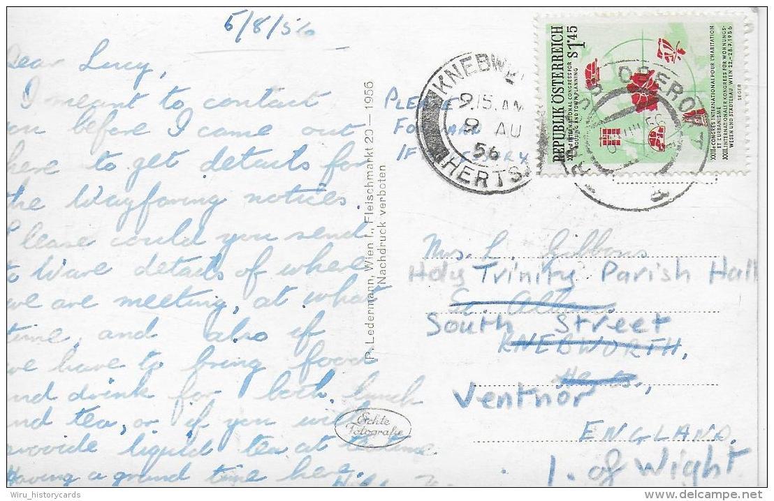 AK 0921  Tragöss-Oberort ( Grüner See ) - Verlag Ledermann Um 1956 - Leoben