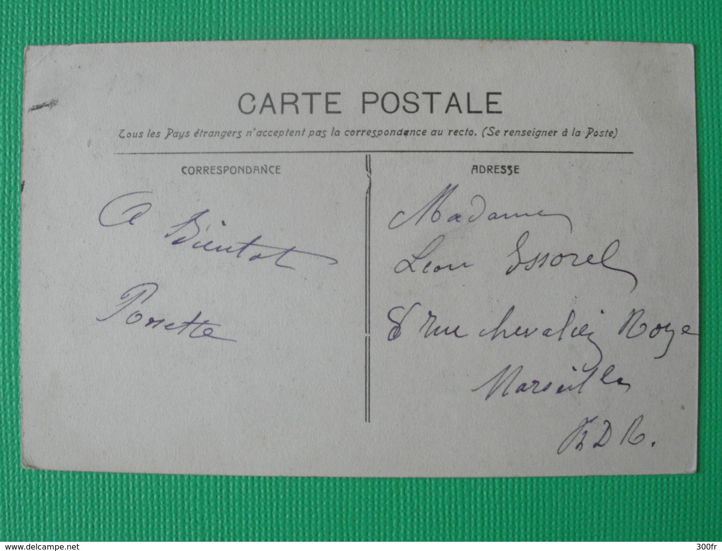 CPA TOULON LE CASINO (83 VAR) ANIMME 1905 DEVANTURE CASINO DUBONNET - Toulon