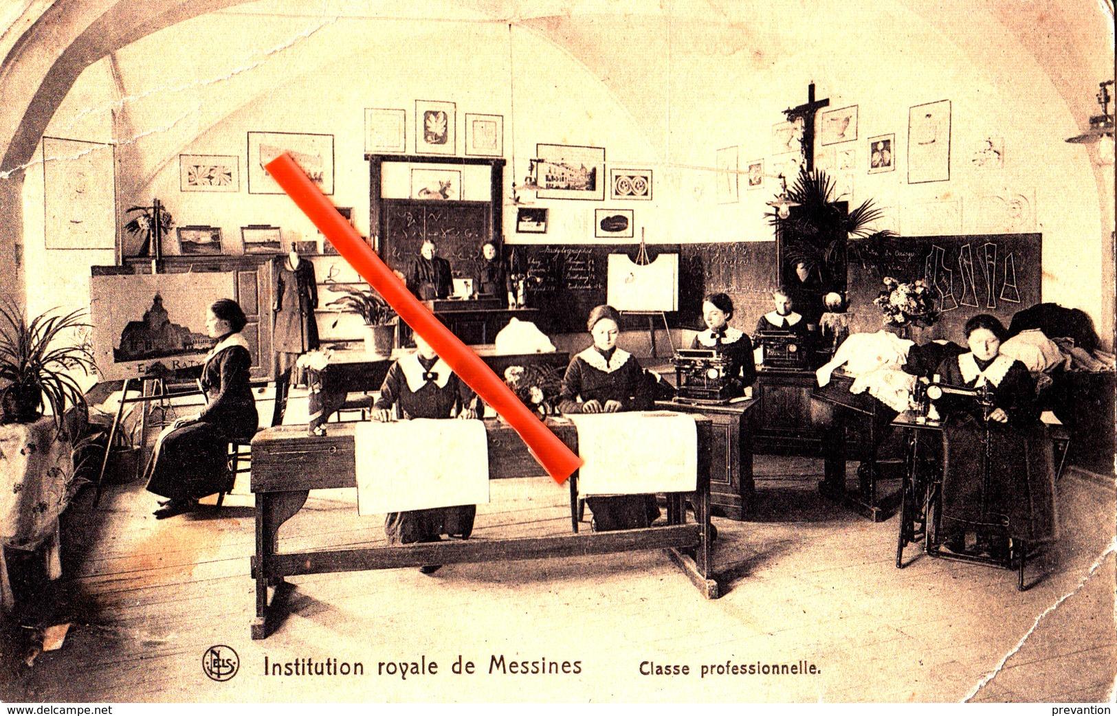Institution Royale De Messines - Classe Professionnelle - Messines - Mesen