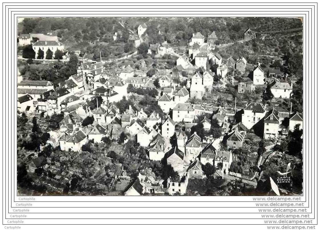 31 - MELLES - Vue Generale (cpsm 9x14) - Autres Communes