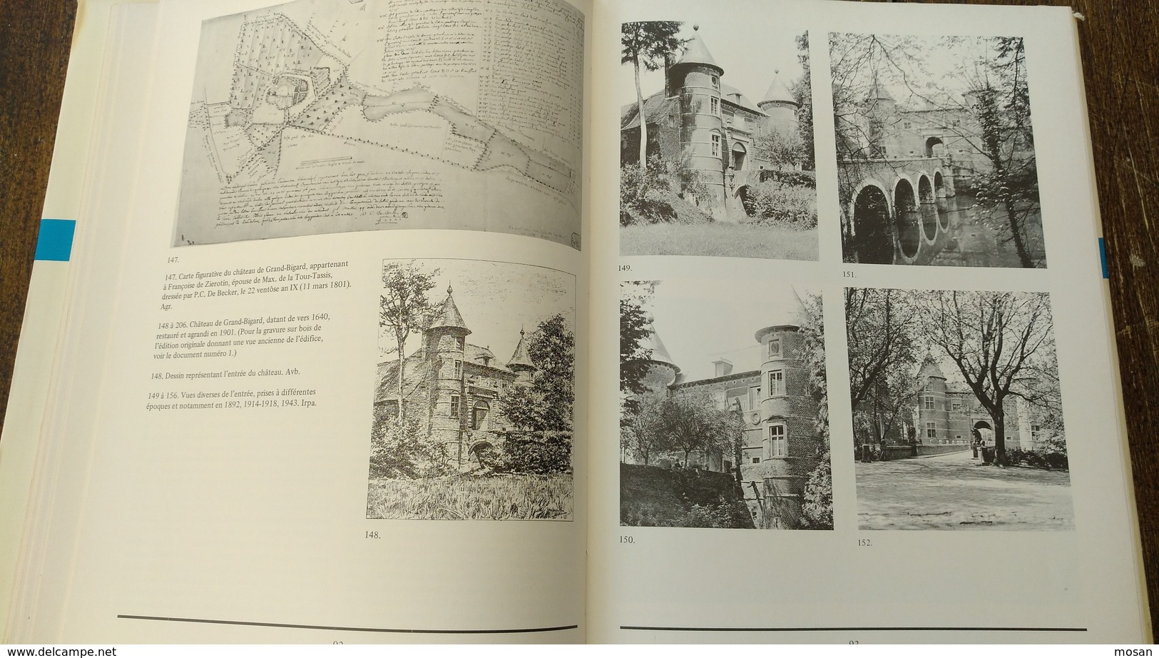 Histoire Des Environs De Bruxelles. Molenbeek, Koekelberg, Berchem-Sainte-Agathe, Grand-Bigard, Zellik, Cobbeghem... - Cultuur