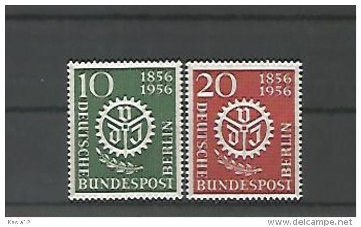 A02642)Berlin 138 - 139** - [5] Berlin