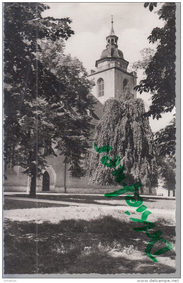 Kirchheim Teck, Martinskirche, Um 1960 - Kirchen U. Kathedralen