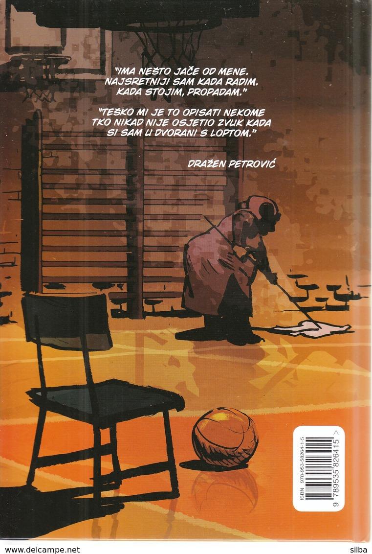 Croatia 2014 / BOY - Basketball / Educational Comic Book According To The Shape And Form Of Drazen Petrovic - Books, Magazines, Comics