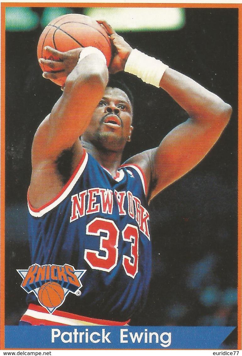 Patrick Ewing Panini Nº 87 - NBA Year 94-95 Unused - Panini