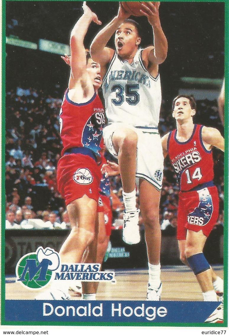 Donald Hodge Panini Nº 119 - NBA Year 94-95 Unused - Panini