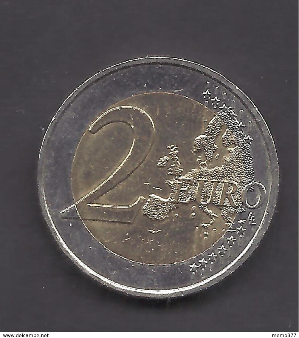 MONACO -- MONTE CARLO -- Pièce De 2 Euro 2014  ALBERT II - Monaco