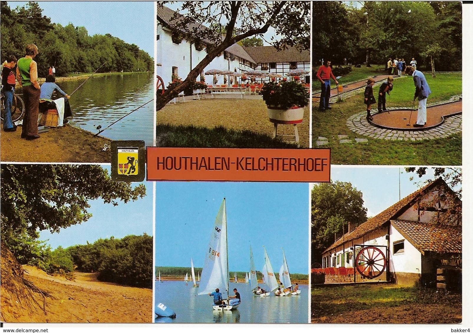 Groeten Uit Houthalen (Kelchterhoef) - Houthalen-Helchteren