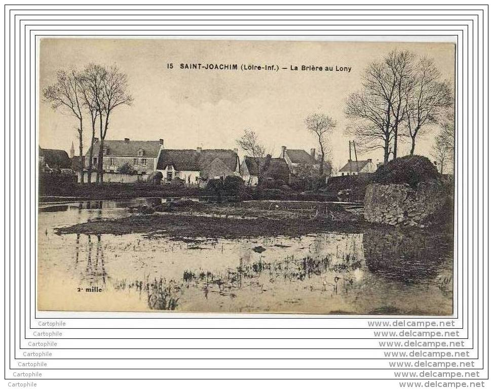 44 - SAINT JOACHIM - La Briere Au Lony - Saint-Joachim