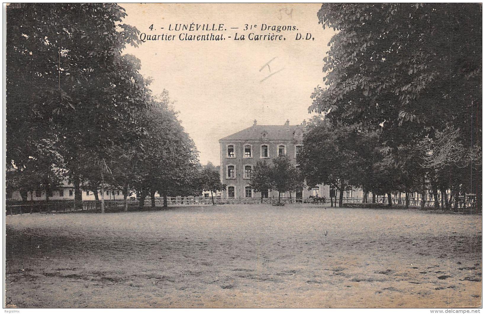 54-LUNEVILLE-N°519-E/0261 - Autres Communes