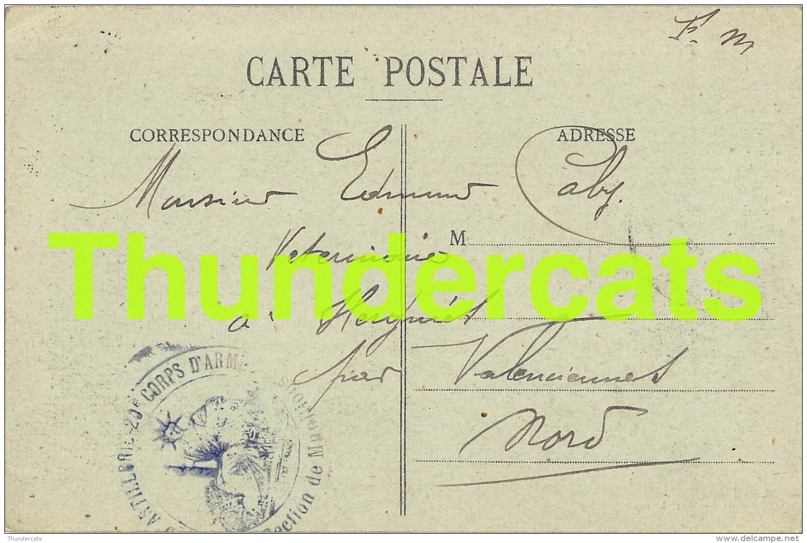 CPA 45 DORDIVES LE MOULIN DE NANCAY - Dordives