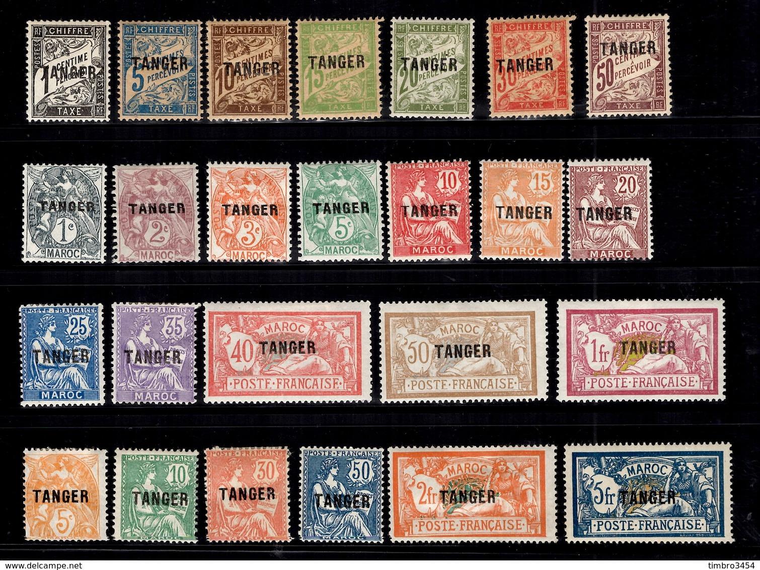 Maroc Maury N° 80/91 Et N° 113/118 Neufs *. B/TB. A Saisir! - Maroc (1891-1956)