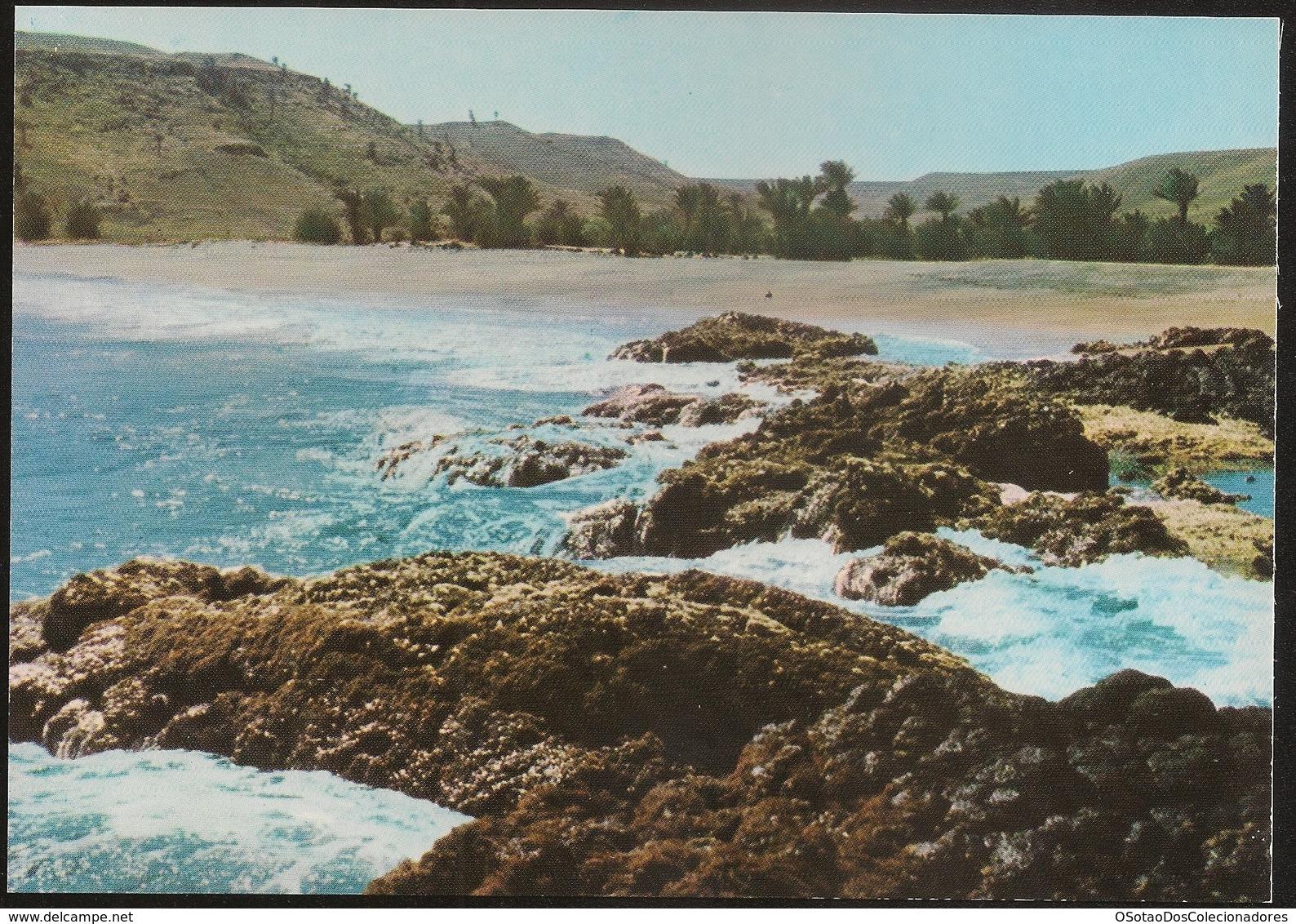 Postal Cabo Verde - Cape Verde - Ilha De Santiago - Praia De S. Francisco - Carte Postale - Postcard - Cap Vert