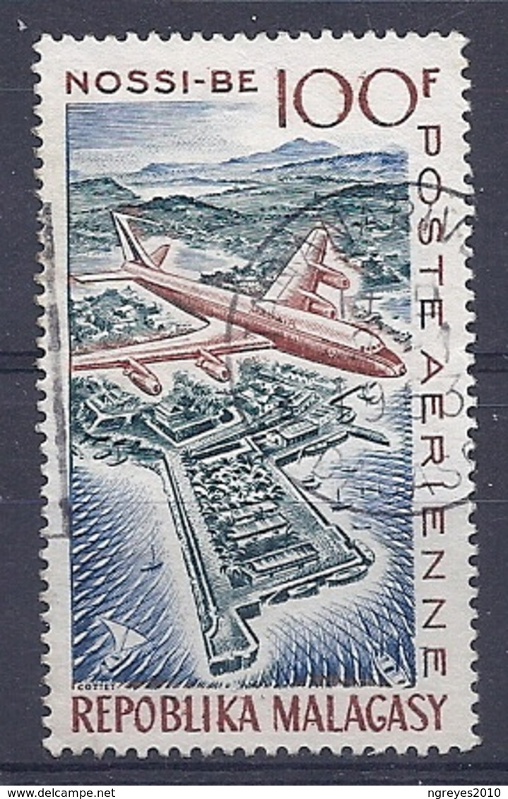 180030179  MADAGASCAR  YVERT  AEREO  Nº 87 - Madagascar (1960-...)