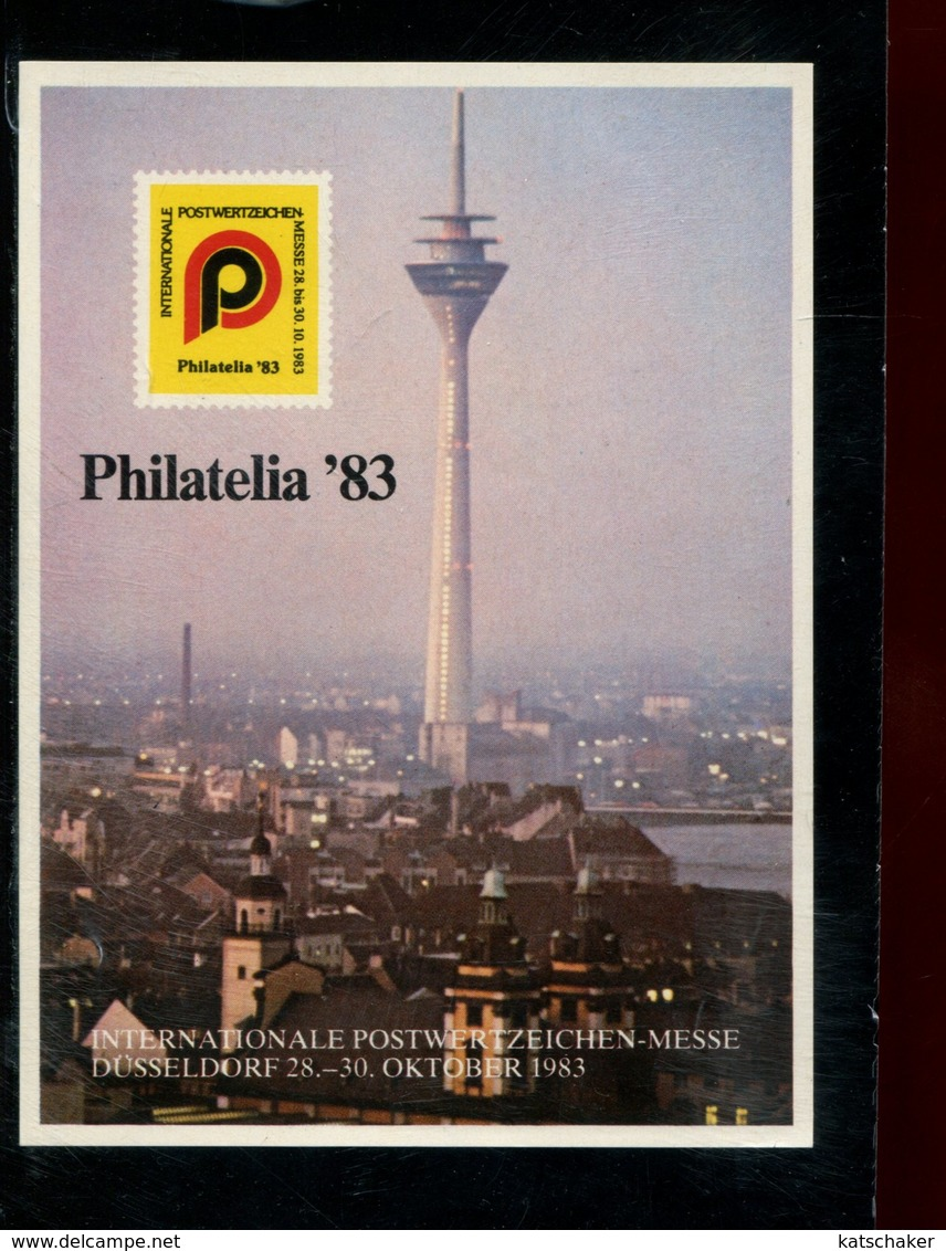 589781920 DUITSLAND 1983 FARBSONDERDRUCK  NACH FILEX - Germany