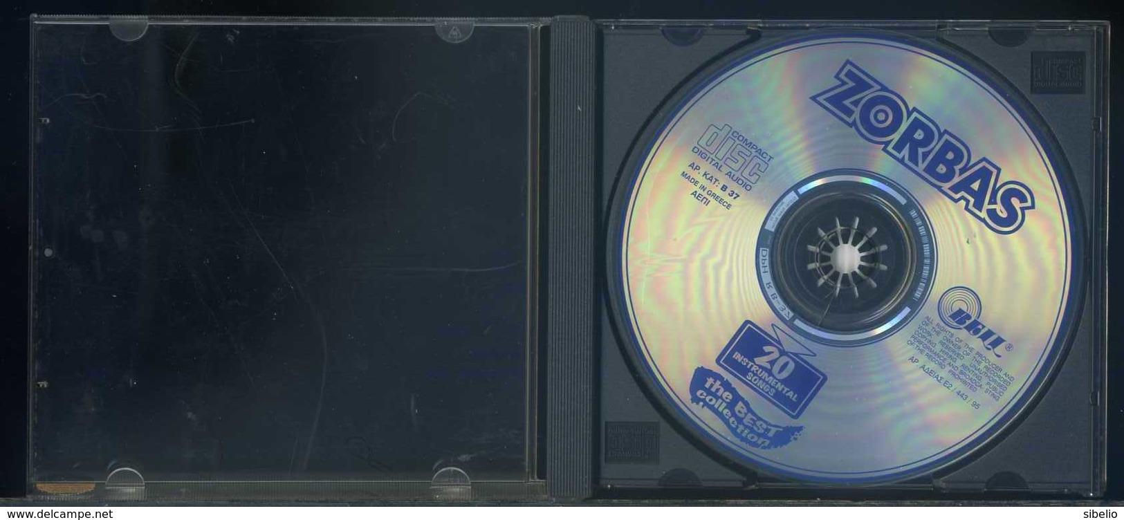 Zorbas - 20 Instrumental Songs - Con Solo Astuccio Plastica - 1CD - Sonstige