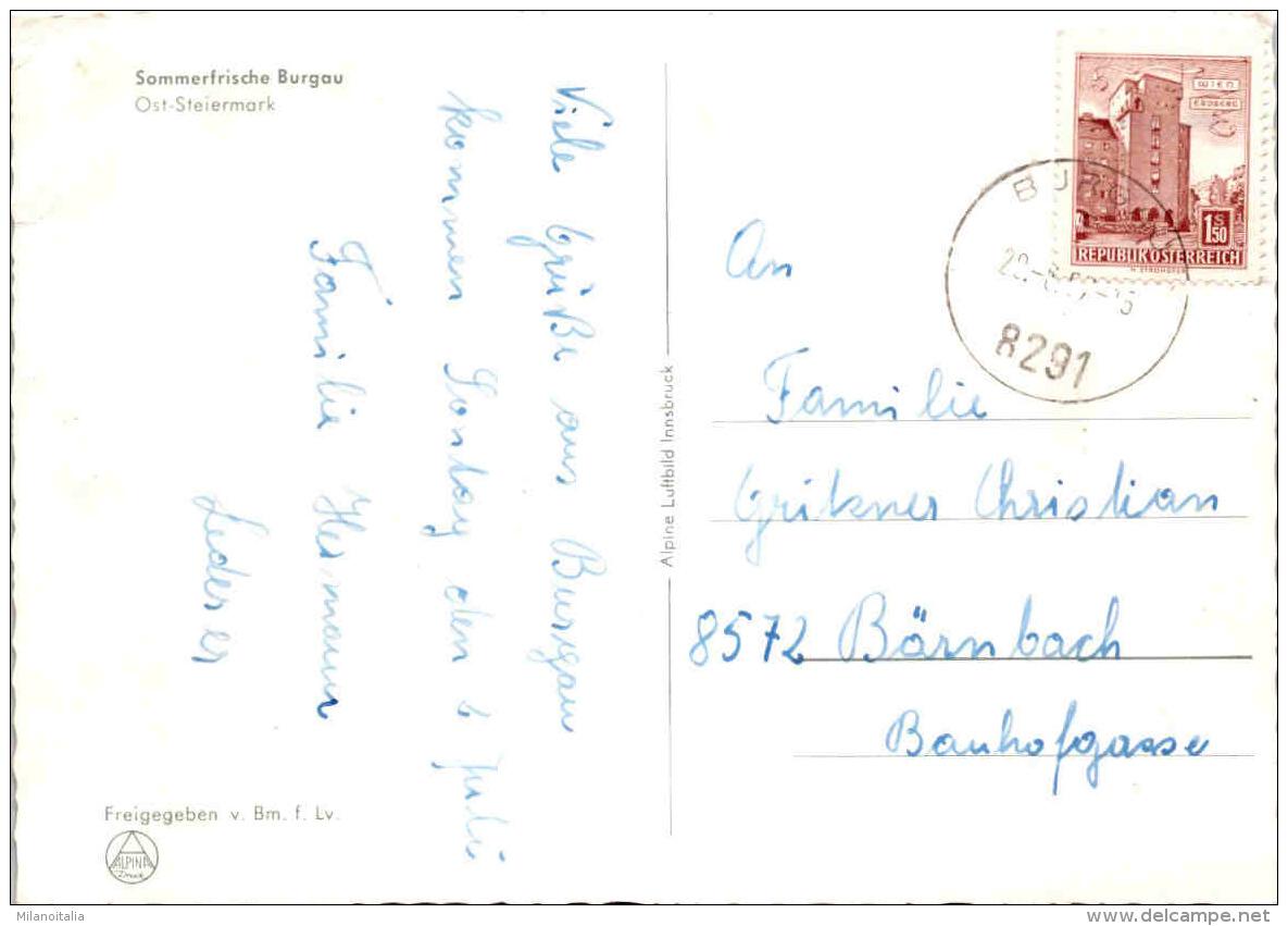 Sommerfrische Burgau Ost-Steiermark * 1967 - Österreich