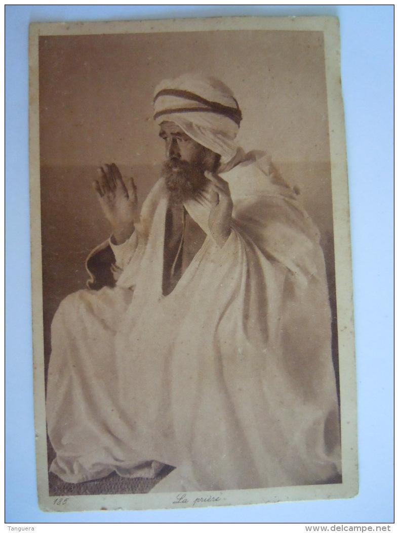 Marreucos Maroc Espanol La Prière Circulée 1934 Tetuan - Spain