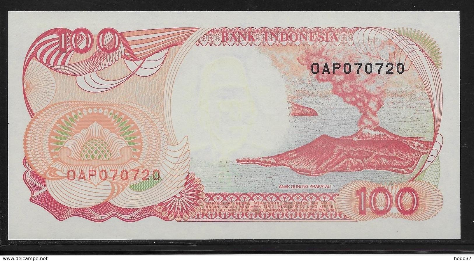 Indonésie - 100 Rupiah - Pick N°127 - NEUF - Indonésie