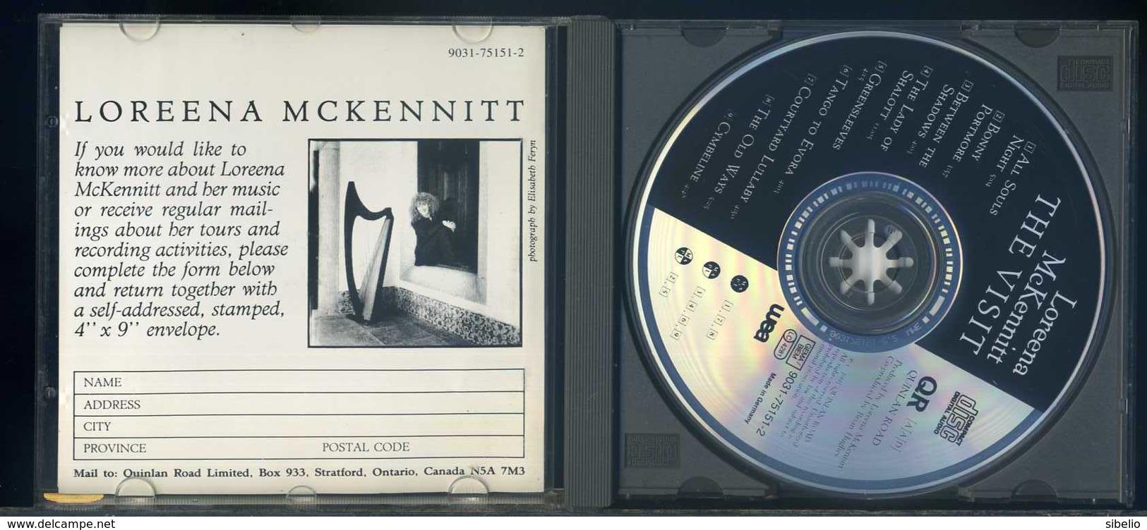 Loreena McKennitt - The Visit - 1CD - Country & Folk