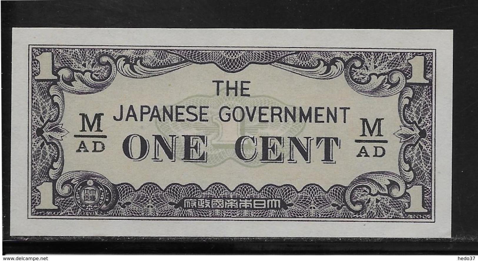 Japon - Japanese Governement - 1 Cent - NEUF - Japan