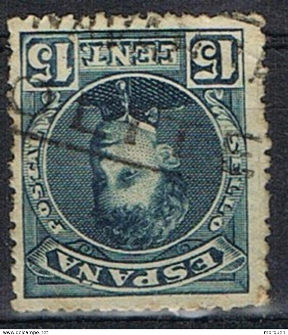 Sello 15 Cts Alfonso XIII, Carteria, OLITE (Navarra), Num 244 º - 1931-Hoy: 2ª República - ... Juan Carlos I