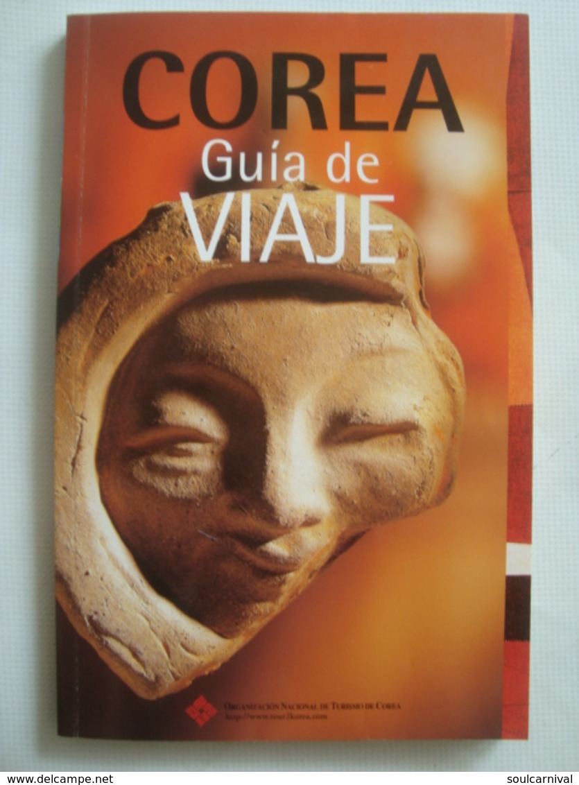COREA. GUÍA DE VIAJE - SOUTH KOREA, 2004. SPANISH TEXT. - Ontwikkeling